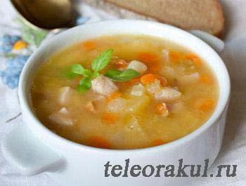 супы рецепты с мясом с фото